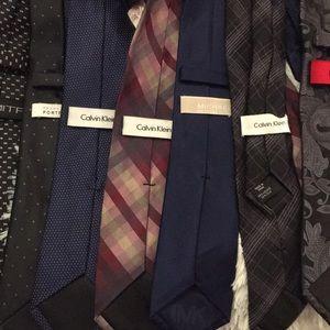 Michael Kors Accessories - 👔Gently used tie bundle!👔
